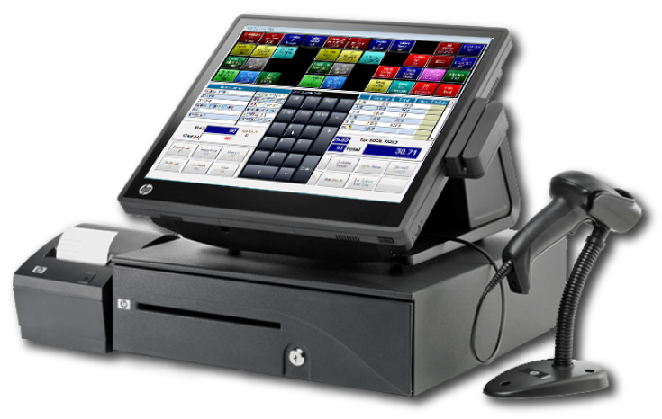 Important components of a POS system