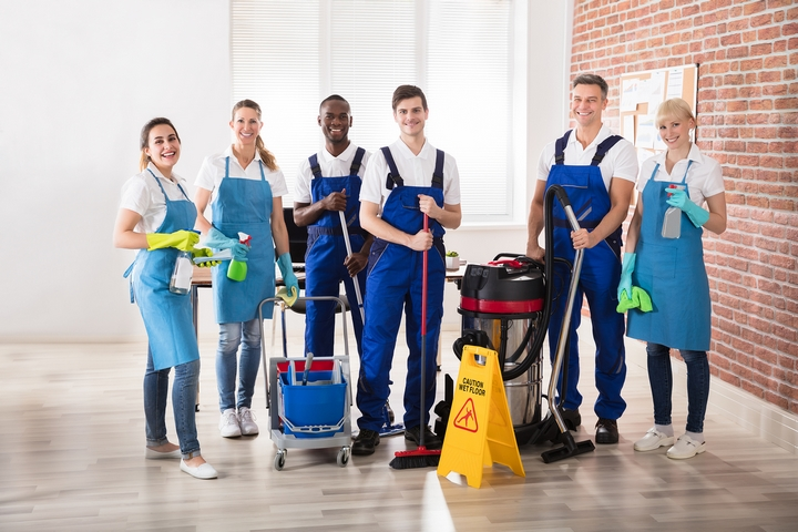What To Care About When Hiring Commercial Cleaning Companies