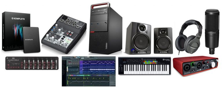 How to get the best studio equipment