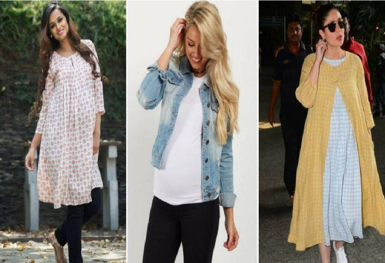 Pros of comfortable maternity clothing