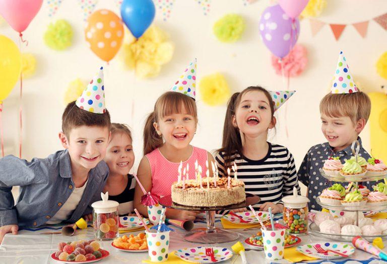 Types of Birthday Parties